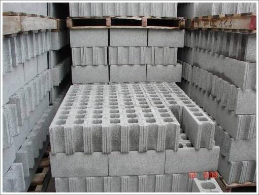 T Product Concrete Block