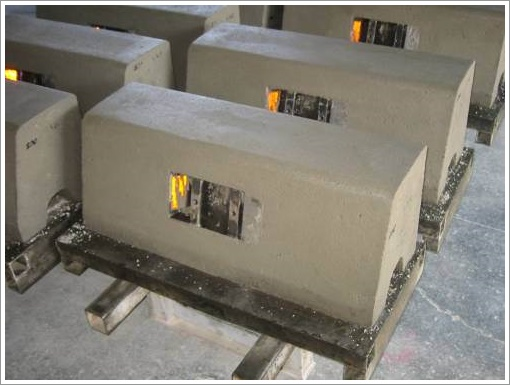 T Product Curb Stone