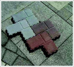 T Product Paving Stone