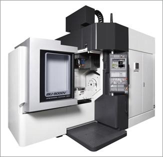 Multi-Tasking CNC Machine