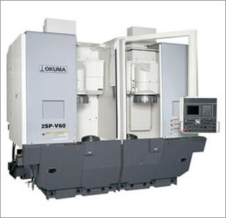 Vertical CNC Lathe