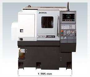 ใหม่! เครื่องกลึง CNC Okuma GENOS Generation 2 OKUMA-CNC-Lathe-GENOS-L250-II